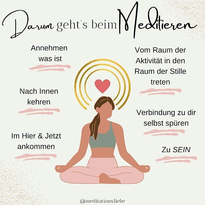 """Workshop """"Meditieren für Einsteiger"""" (Zoom-Meeting): Bild"""