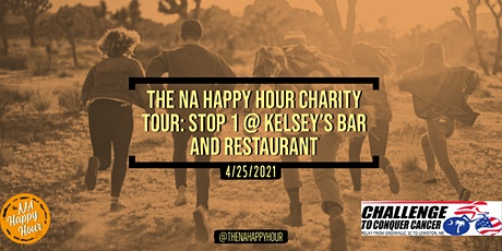 The NA Happy Hour Charity Bar Tour Run and Ride tickets