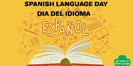 Día del idioma Español | Spanish Language Day tickets