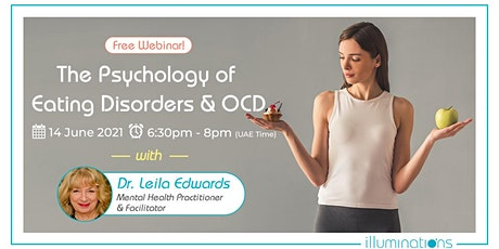 Free Webinar: The Psychology Of Eating Disorders And Ocd tickets