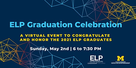 2021 ELP Graduation Celebration tickets