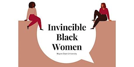 Invincible Black Women: Sneak Peek tickets