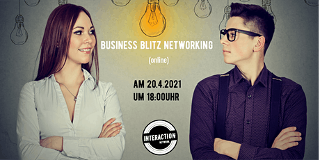 Business Speed Networking Tickets