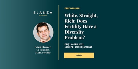 White, Straight, Rich: Does Fertility Have a Diversity Problem? Tickets