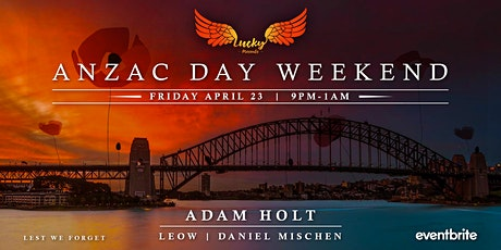 Boat Party // Lucky Presents // Anzac Day Weekend tickets