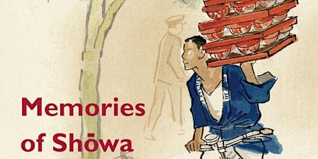 Memories of Shōwa: Impressions of Working Life by Wada Sanzō tickets