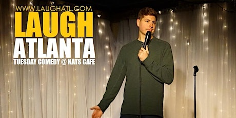 Stand Up Comedy @ Kats Cafe tickets
