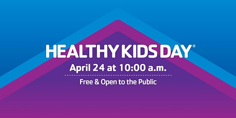 Healthy Kids Day Perry Family YMCA tickets