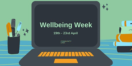 Community Links Wellbeing Week: Introduction to Mindfulness and Yoga tickets