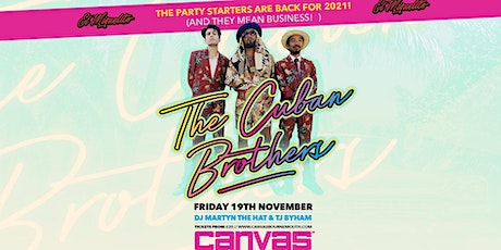 The Cuban Brothers: Back In Business! tickets