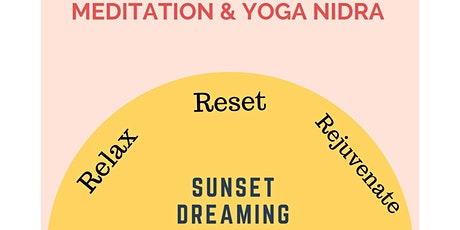 Meditation and Yoga Nidra  -Beckton and Royal Docks Community Neighbourhood tickets