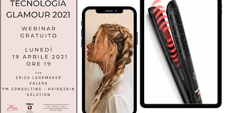 Tecnologia Glamour 2021 biglietti