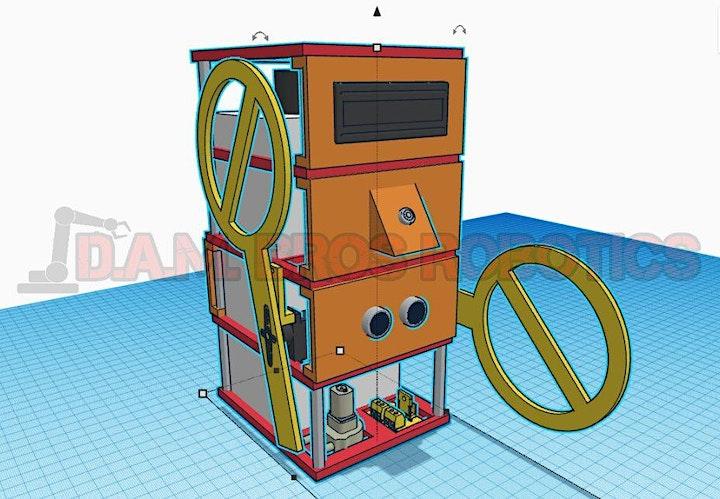 Immagine Hello World! Robotica Anti-Covid: prototipazione e sistemi di automazione