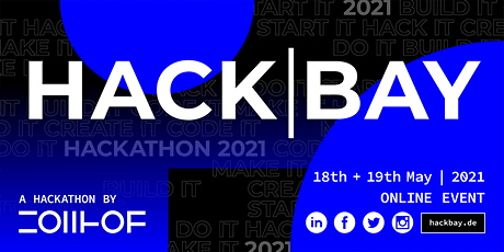 Hackathon HACK|BAY 2021 tickets