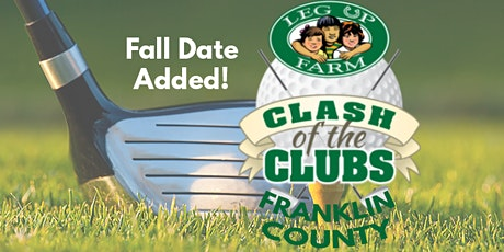 FALL Clash of the Clubs Golf Tournament (Franklin Co) tickets