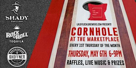 Cornhole Tournament (Every First Thursday!) tickets