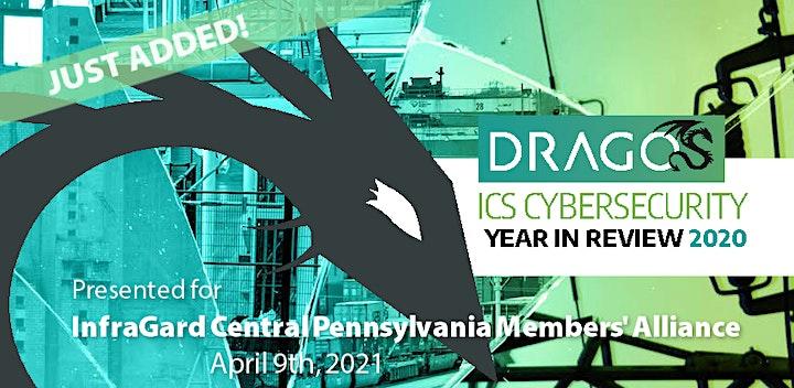 April 2021 Presentations - InfraGard Central Pennsylvania image