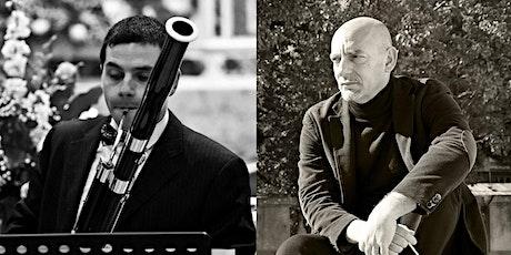 """Orchestra """"Città di Grosseto"""" - L. Corona, fagotto-G. De Lorenzo, direttore biglietti"""