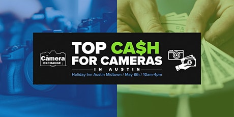 Cash for Cameras tickets