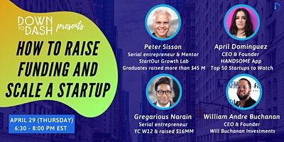 How to Raise Funding and Scale a Startup