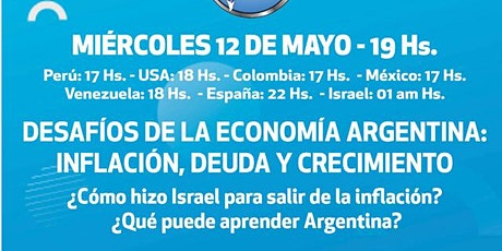 DESAFIOS DE LA ECONOMIA ARGENTINA: INFLACIÓN, DEUDA Y CRECIMIENTO entradas