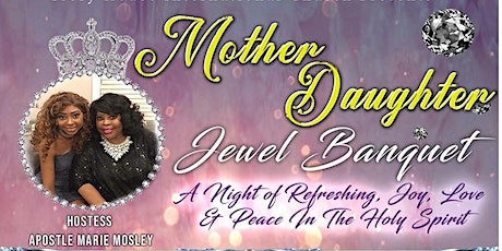15th Annual Mother-Daughter Jewel Banquet tickets