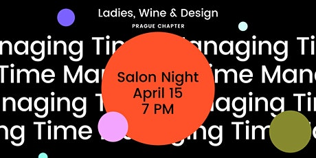 Salon Night: Managing Time ONLINE tickets