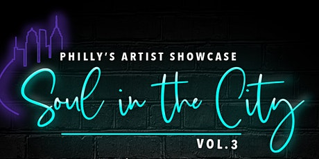 Soul In The City Vol. 3 tickets