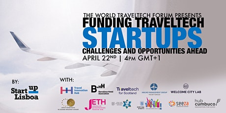 Funding traveltech startups: Challenges and opportunities ahead tickets