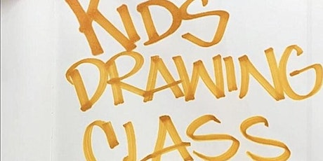 Kids' Weekly Drawing Class on Sunday Mornings tickets