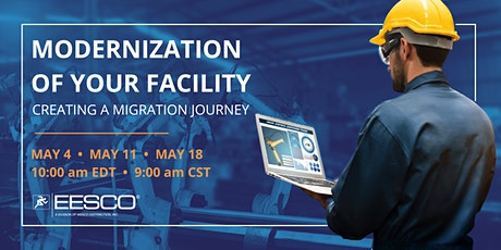 Modernization of your Facility: Creating a Migration Journey tickets