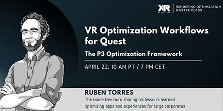 Innovative Workflows for Optimizing Quest VR Experiences tickets