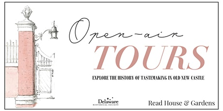 Read House & Gardens Open-Air Tours tickets