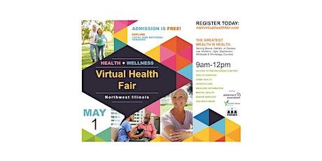 Northwest Illinois Virtual Health Fair tickets