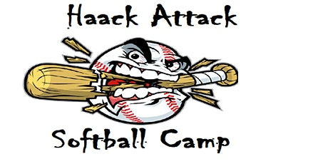 Haack Attack Pitching & Catching Softball Camp tickets