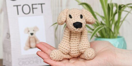 LEARN TO CROCHET ANIMALS WITH KERRY LORD - £5 tickets