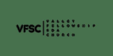 Valley Fellowship SDA Church Worship Service tickets