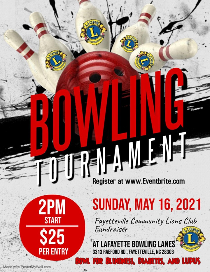 Charity Bowling Tournament image