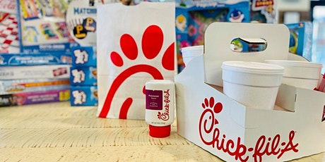 Family Game Night with Chick-fil-A tickets