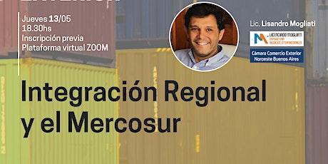 Integración Regional y el Mercosur - Egipto - Casos entradas