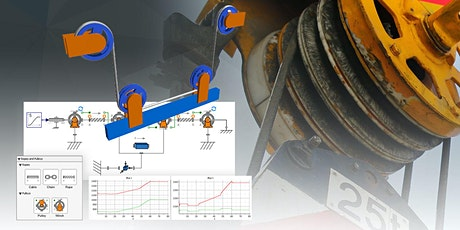 Modeling and Simulation with Cables, Ropes, and Pulleys - Hands-On Workshop tickets