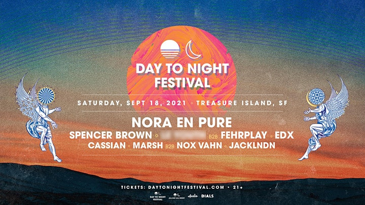 Day To Night Festival image