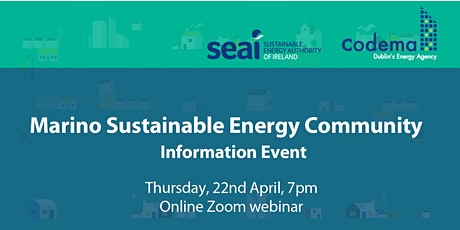 Marino Sustainable Energy Community Information Event tickets