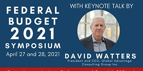 Federal Budget 2021 Symposium tickets