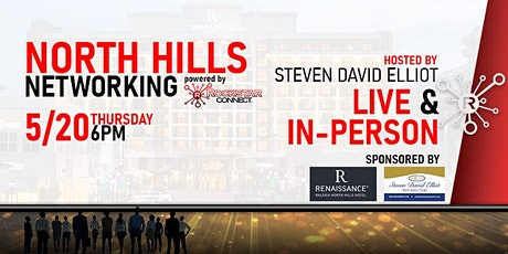 Free  in-person North Hills Networking Rockstar Connect Event (May, NC) tickets