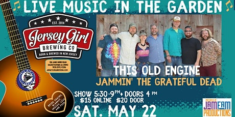 This Old Engine @ Jersey Girl Brewing! tickets