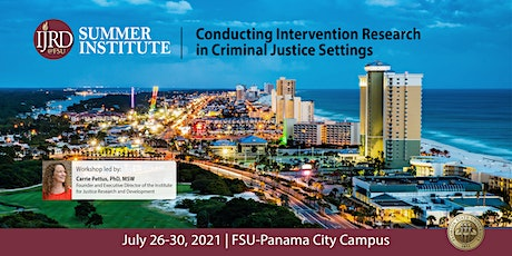 Intervention Research in  Criminal Justice Settings tickets