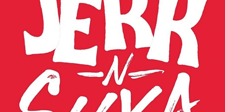 JERK & SUYA AFRO CARIBBEAN DAY PARTY   2PM-9PM SAT APR 24TH @ BAR 5015 tickets
