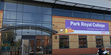 Park Royal College: Open Day - July 2021 tickets