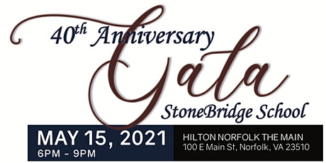 StoneBridge School's 40th Anniversary Gala tickets